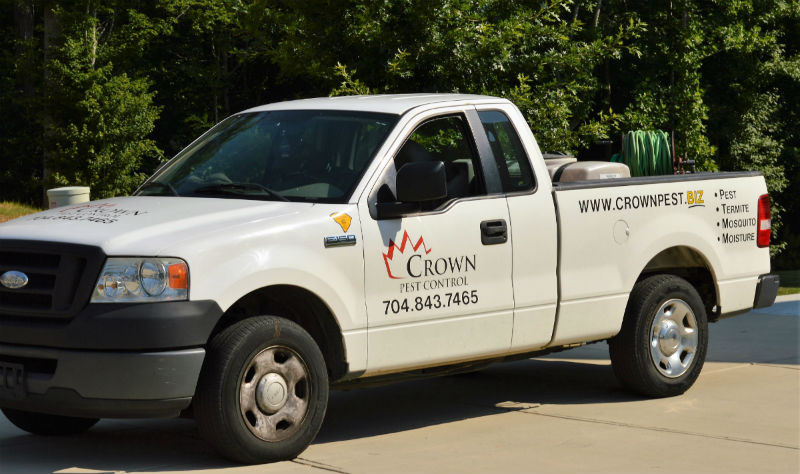 Crown pest control family owned