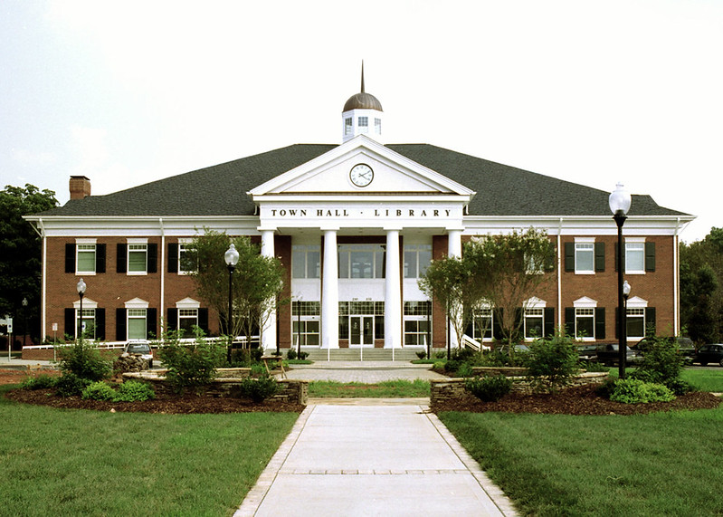 Matthews Library